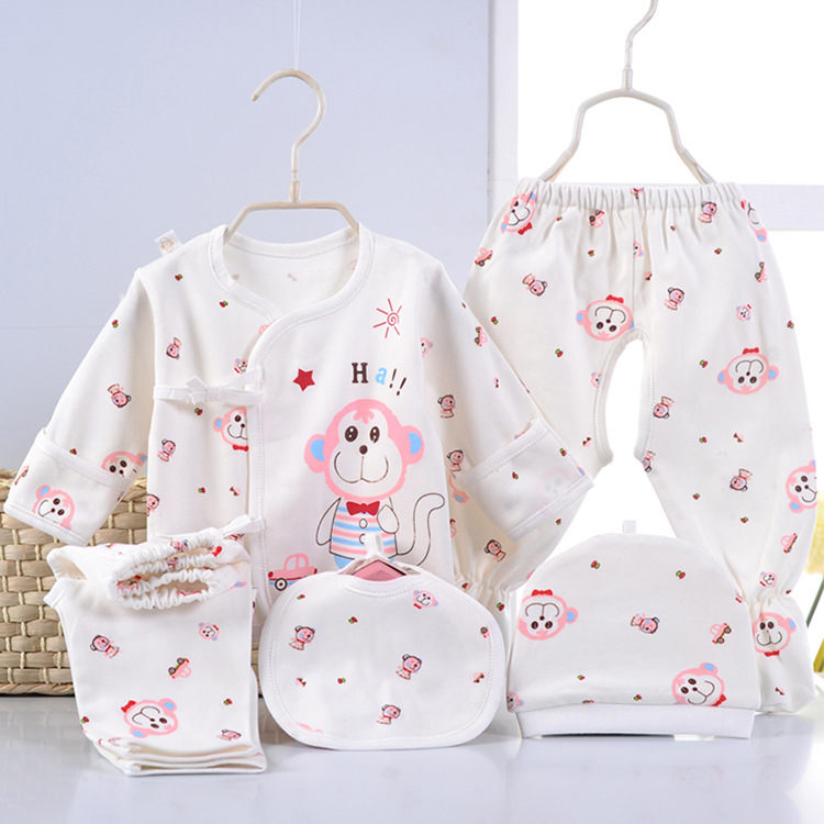 a5a4bc96d270 Infant 0 3M Baby Clothes set Newborn Boys Girls Soft Underwear ...