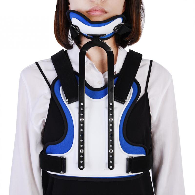 Medical Adult Neck Head Spinal Thoracic Fixation Orthosis Fixation Back Brace Posture Corrector Spine Kyphosis Correction BeltMedical Adult Neck Head Spinal Thoracic Fixation Orthosis Fixation Back Brace Posture Corrector Spine Kyphosis Correction Belt