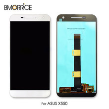 For Asus Pegasus 2 Plus X550 LCD Display Touch Screen Digitizer Assembly No Frame Replacement Parts White все цены