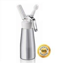 Höchste Qualität 500 ML Artisan Schlagsahne Spender, creme Whipper mit Dekorieren Düsen (00230)