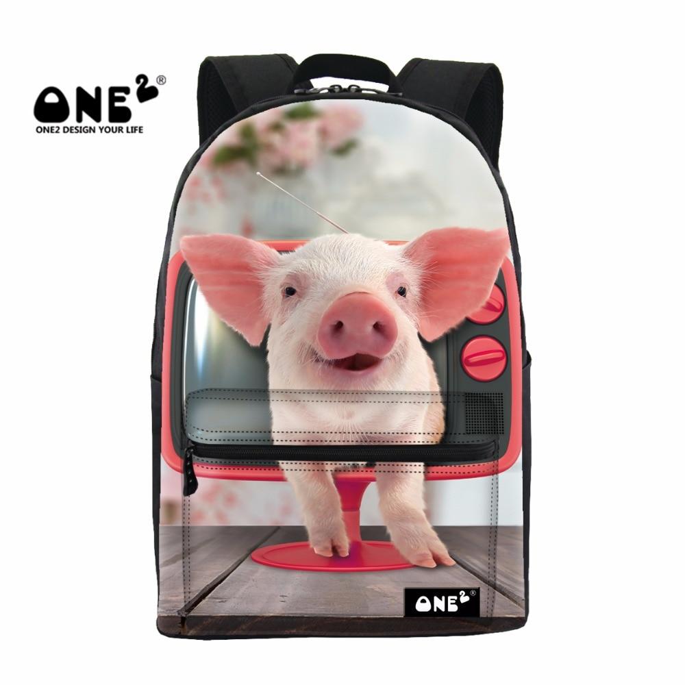 Schwein Cartoons im Fernsehen