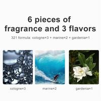 Baseus Car Air Freshener Auto outlet Perfume Vent Air Freshener In The Car Air Conditioning Clip Diffuser Solid Natural Perfume 6