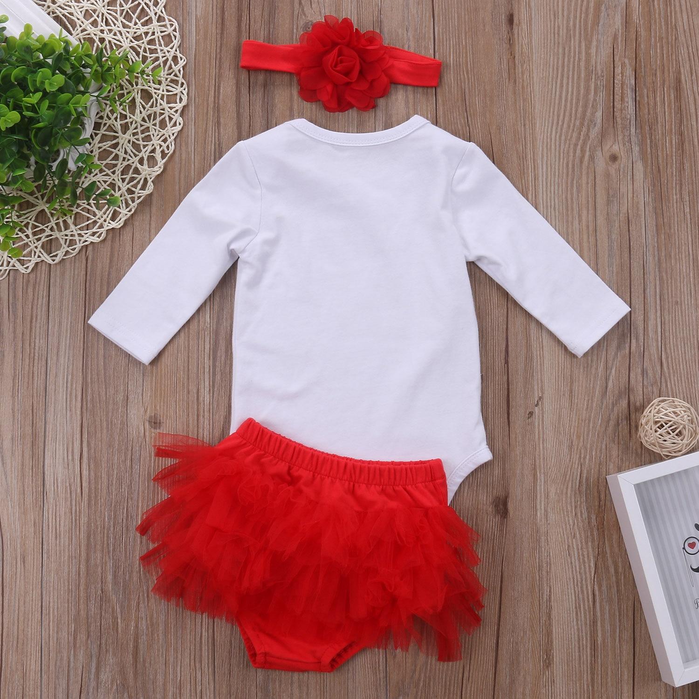 2017 Super Cute Baby Girl Tutu Layered Clothing Set Newborn Baby