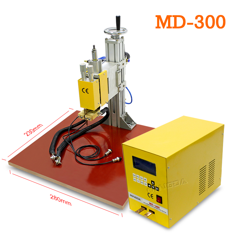 Professional Manufacturer 220v large power spot welding machine lithium ion spot welder for font b battery
