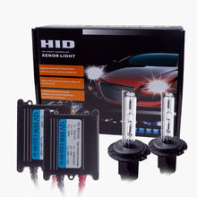 Xenon H7 Hid Kit 55W H4 Bi-Xenon lapm H1 H3 H8 H9 H11 H27 HB3 HB4 H13 9005 9006 Car light source xenon 4300K 6000K 8000K(China)