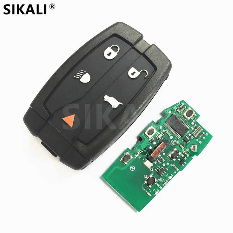 Auto Afstandsbediening Smart Key voor Land Rover Freelander 2 LR2 433 MHz 2006 2007 2008 2009 2010
