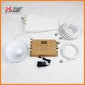 Dual band 1800/2100 МГц 2 Г 3 Г 4 Г сотовый телефон сигнал повторителя + логопериодической + потолочные антенны + кабель + адаптер для Азия Европа Африка