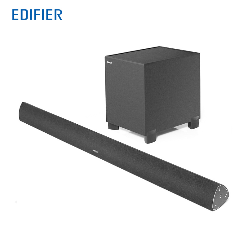 EDIFIER CineSound B7 Media Speaker for TV and Living Rooms with Bluetooth,optical and AUX input Wireless Speaker original edifier cinesound b7 media speaker for tv and living rooms with bluetooth optical and aux input wireless speaker