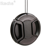 37mm 40.5mm 43mm 46mm 49mm 52mm 55mm 58mm Camera Lens Cap Holder Cover Camera Len Cover For Canon Nikon Sony Olypums Fuji Lumix все цены