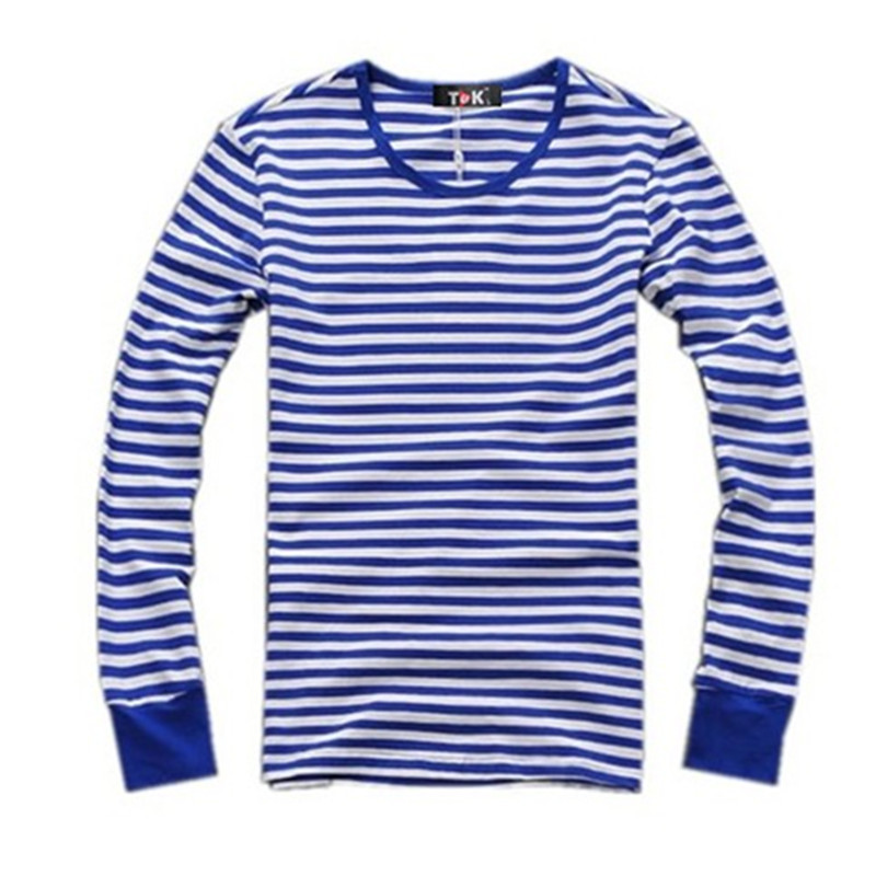 Men's clothing clothes plus size men's clothing male long-sleeve T-shirt   t-shirt navy style shirt