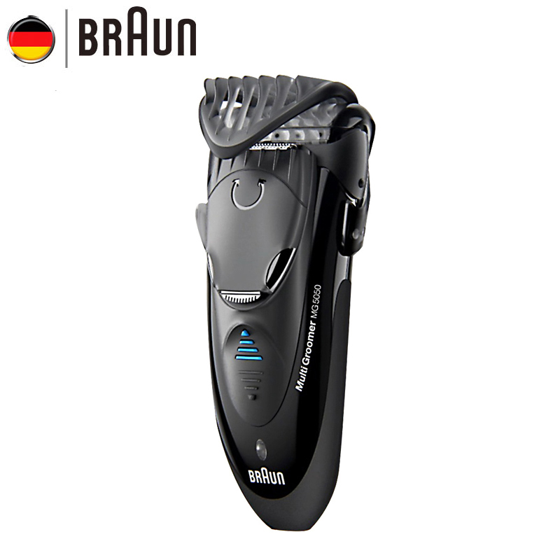 Braun Electric Shaver MG5050 Shaving Machine Electric Razor for Men Rechargeable Razor Barbeador Face Care braun series 3 electric shaver 3080s electric razor blades shaving machine rechargeable electric shaver for men washable