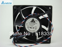Delta AFC1212DE 12CM 120MM 12038 120 120 38MM 1 6A pwm the thermostat ball cooling fan