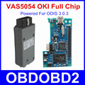 OKI Полный Чип VAS 5054A VAS5054A Питание Для V3.0.3 С UDS Протокола VAS5054 ODIS Bluetooth V2.2.4 Нескольких Языков VAS 5054