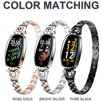 Digital inteligente Bracelet Smart Watch Women Smart Watches For Android IOS Heart Rate Blood Pressure Monitor Gift for Wife New