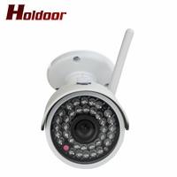 Webcam Surveillance IPC Wi Fi IP Camera 720P Wi Fi Network IR Cut Night Vision IP66
