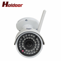 Webcam Surveillance IPC Wi Fi IP Camera 720P Wi Fi Network IR Cut Night Vision IP66
