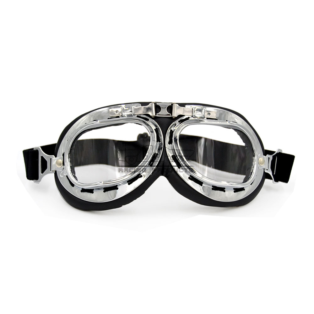 Motorcycle Riding Bike Adult Eyewear Helmet Goggles Scooter Goggles Pilot Ski Cycling Goggle Motocross Glasses Sunglasses