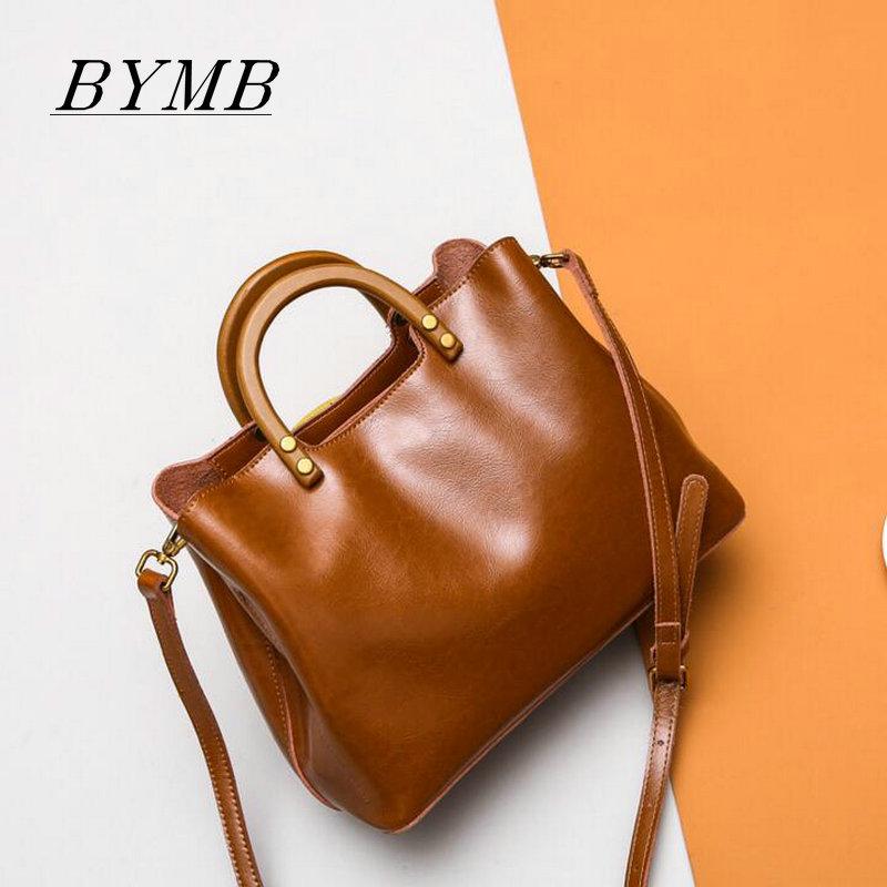 100% Genuine Leather Women Bag 2017 Luxury Handbag Women Bag Designer Leather Women Shoulder Messenger Bag Casual Tote 2017 women tote bag 100