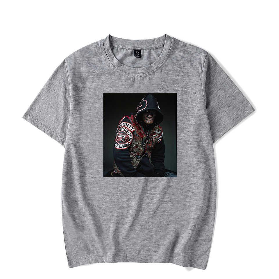 Bastardo Mob di Modo di Estate Stampata T-Shirt Donne/Uomini Manica Corta Casual Streetwear Magliette 2018 di Vendita Calda Vestiti Alla Moda