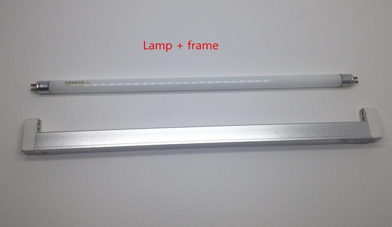 Žarnica Softbox + okvir 5500k za mini profesionalni prenosni foto - Kamera in foto - Fotografija 1