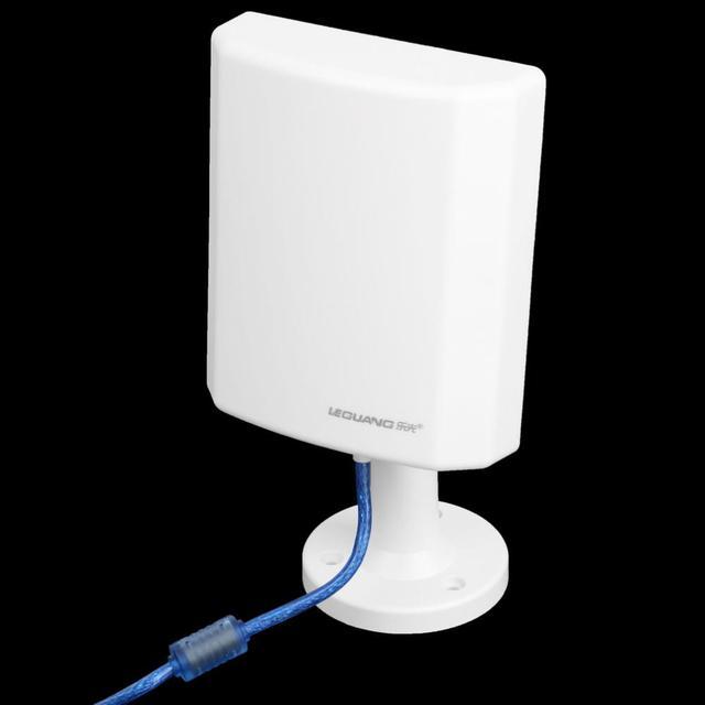 3.6 m Cabo USB 150 150mbps Adaptador Sem Fio Wi-fi de Longo Alcance Ao Ar Livre com Antena