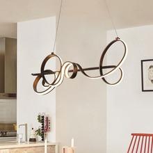 Modern Led Chandelier For Living Dining Kitchen Room lampadari moderni a sospensione AC85-265V Hanging Pendant Lights