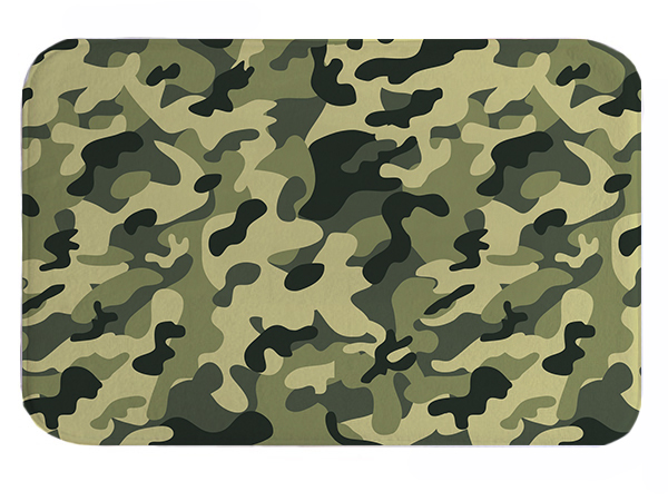 popular camouflage bath mat-buy cheap camouflage bath mat lots