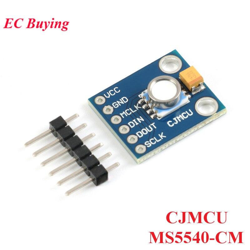 CJMCU Módulo Digital Módulo Sensor de Pressão À Prova D' Água E da Altura Exata MS5540-CM MS5540C MS5540CM Micro Barômetro