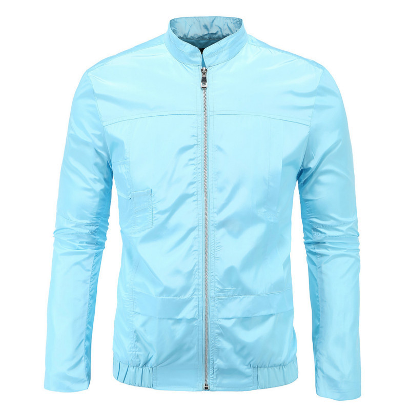 Mens Spring Autumn New Waterproof Fashion streetwear casual Jacket coat jackets men male tops 3colour