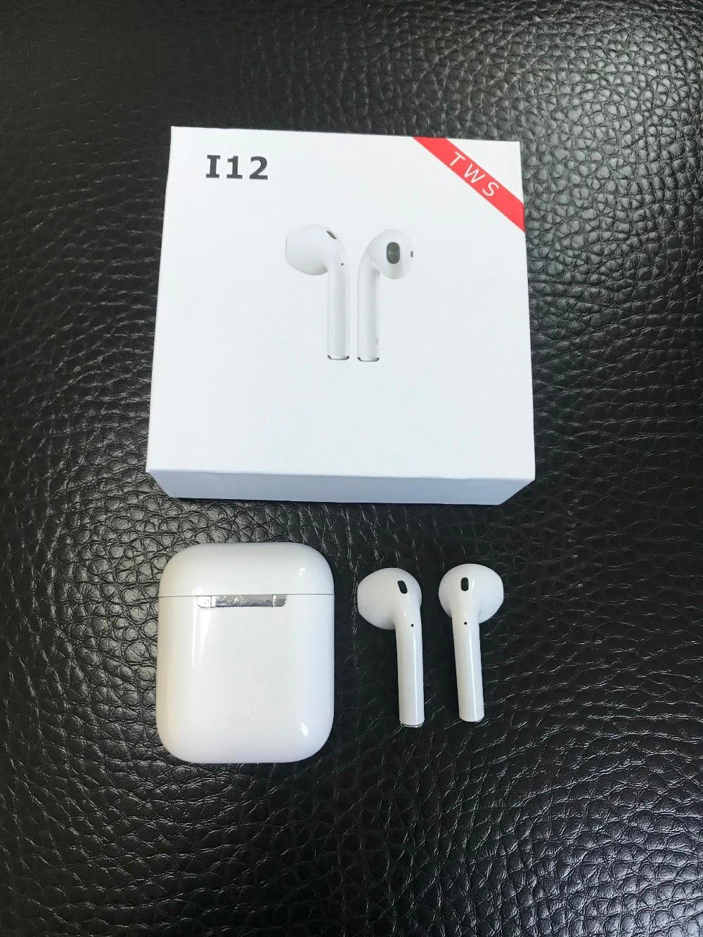 Original i12 TWS i10 Wireless Earphone Bluetooth Earphones