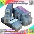Замена для Canon PFI-107 чернильница Совместимы IPF670 IPF680 IPF685 IPF770 IPF785 чернила Принтера