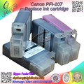 Reemplazo para Canon depósito de tinta Compatible PFI-107 IPF670 IPF680 IPF685 IPF770 IPF785 tintas de Impresora