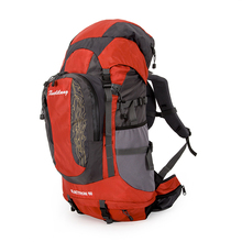 Free Shipping 60L Men's Backpacks Waterproof bag big size Backpack Backpacker