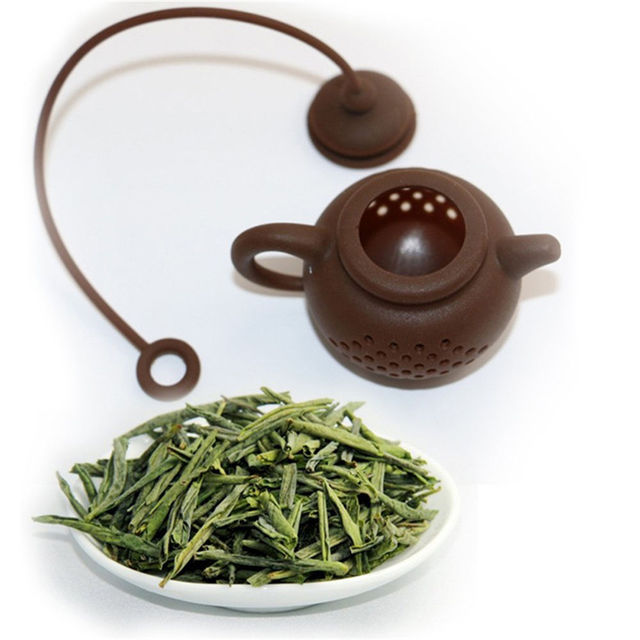 Silicone Teapot Tea Infuser
