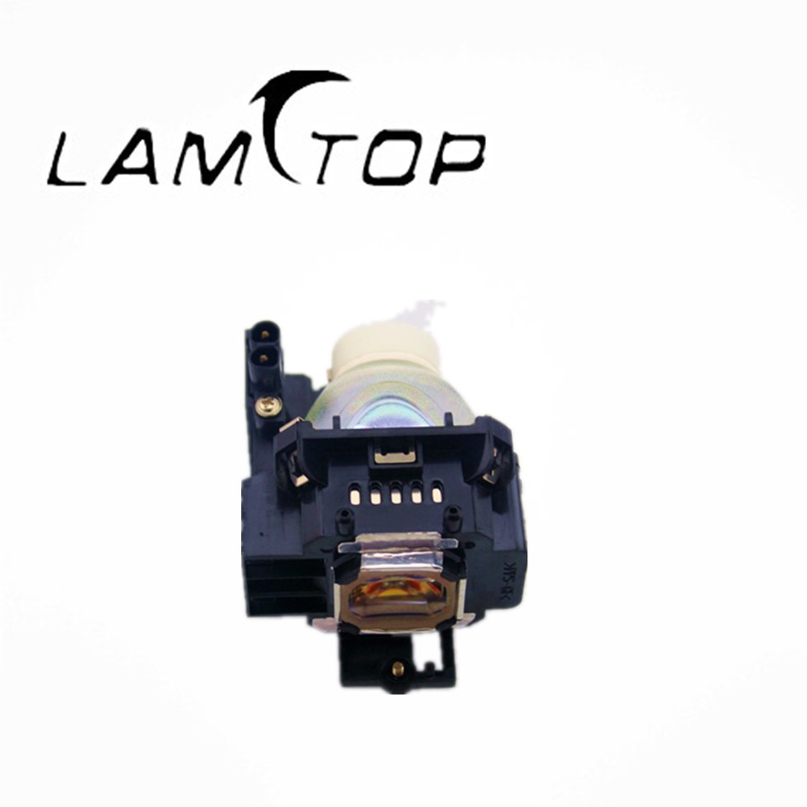 FREE SHIPPING  LAMTOP  180 days warranty  projector lamps with housing  NP07LP for  NP610+/NP610C/NP610S+ projector light tunnel for np v260x free shipping