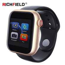 цена на Z6 Smart Watch Men SIM Card Clock Bluetooth Phone Watch MP3 Call Message Sleep Monitor Women Smartwatch For Android IOS Watches