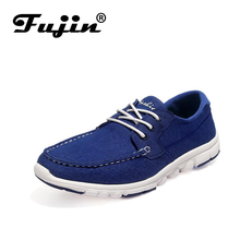 Fujin Brand Spring Summer Autumn Low Cut Sports Canvas Shoes Couple Casual Lightweight Breathable Flat Large Size