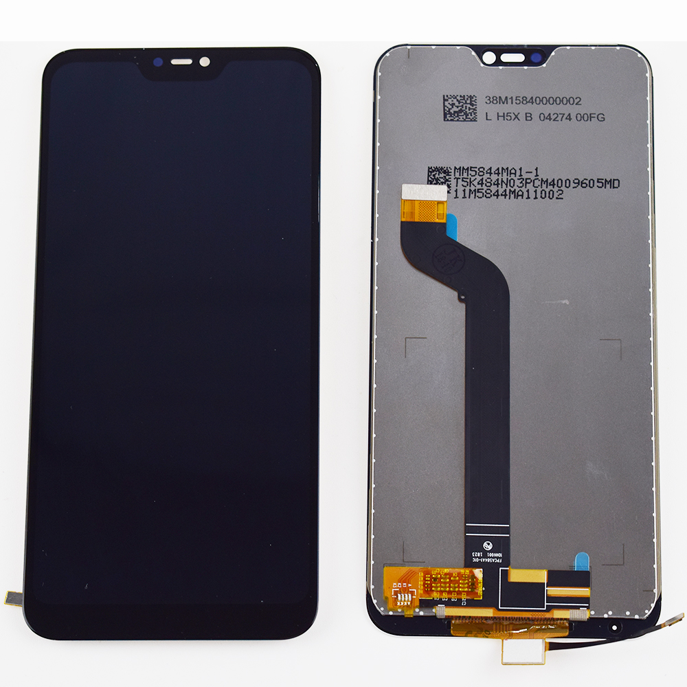 For Xiaomi Redmi 6 Pro Xiaomi Mi A2 Lite LCD Display Monitor Module Panel + Touch Screen Sensor Glass Assembly