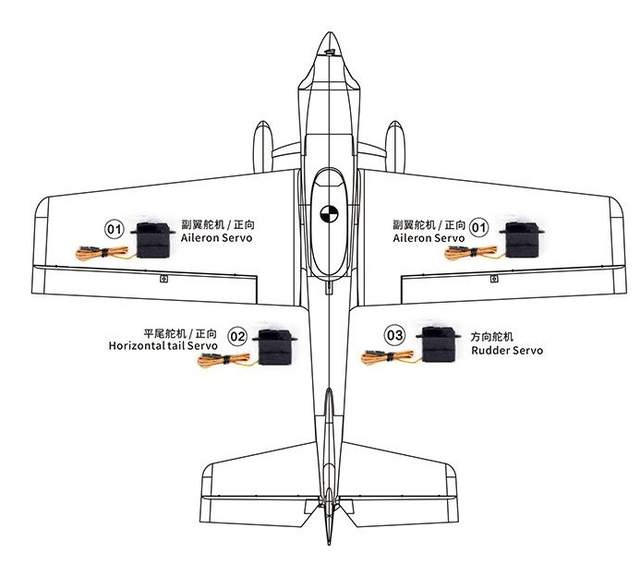 Rc Airplane Schematics - Wiring Diagram Completed