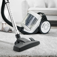 MEWEPRO Canister Vacuum Cleaner Dust Pro Cleaner Cyclone Dust Collector Aspirapolvere For Home HEPA Filter Cleaner