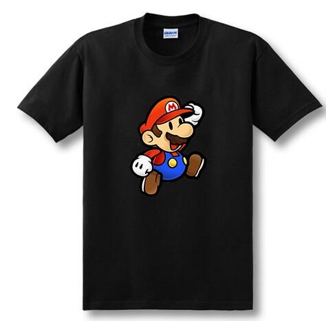 Online Get Cheap Super Mario Brothers T Shirt -Aliexpress.com ...