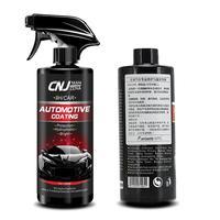 1 Pcs 500ML Sealing Design Automotive Nano Coating Liquid Manual Quick Coat Polish Car Coating Agent Maintenance Tools