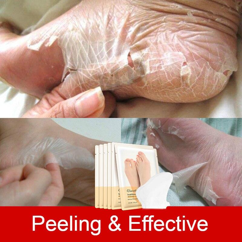 Humor 3 Pack = 6 Stücke Baby Fuß Peeling Erneuerung Fuß Maske Für Beine Entfernen Abgestorbene Haut Peeling Socken Für Fuß Pflege Socken Für Pediküre Schönheit & Gesundheit
