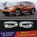 Für Nissan Murano Z52 2015 2016 2017 Chrom Tür Spiegel Abdeckung Trim Auto Styling Zubehör|door mirror cover|chrome door mirror coverchrome door -