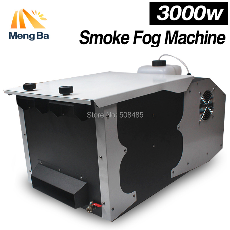 Nouveau 3000 w Basse Altitude Au Sol Fumée Machine À Fumée Télécommande