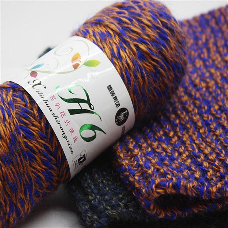 Модные нитки для вязания