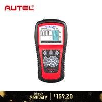 Autel MaxiDiag Elite MD802 Dla 4 System 4 w 1 Auto Reset OBD2 Kod Skanowania Diagnostyczne Diagnostyka Samochodowa Skaner Motoryzacyjny narzędzie