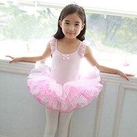 Kızlar Çocuklar için Bale Elbise Kız Dans Giyim Çocuk Kız Dans Leotard için Bale Elbiseler Kız Giyim Çocuklar Jimnastik