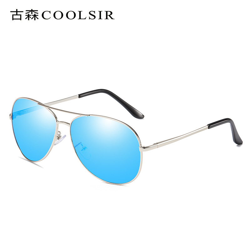 Acheter Marque Design De Mode lunettes de Soleil Hommes Polarisée Jour Nuit  Vison Conduite Lunettes Ovale Grande Boîte lunettes de Soleil Femmes  Lunettes de ... 1170142e1874