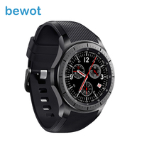 Free Shipping Android Smart Watch SmartWatch DM368 WristWatch 1 39 AMOLED Display Quad Core Bluetooth 4